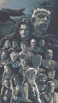 Game of Thrones Art Tribute by kyouzins