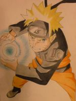 I'm gonna become a hokage just like you,dad! by Wolfofshiver