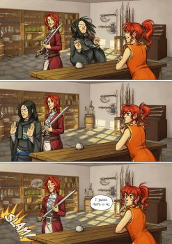 Shopping at Anna's: page 3 by Tuinen