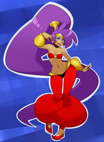 Shantae by GP927