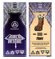 :Chimera Overture - Card Game: by Lorddragonmaster