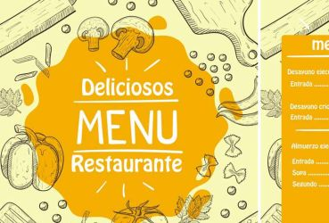Menu De Restaurante by vip03435