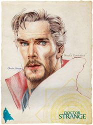 DOCTOR STRANGE 8 by 403shiomi