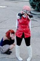 FLCL - Funny Bunny by YumiAznable