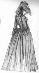 Colonial Gentlewoman by theLadyBarbossa