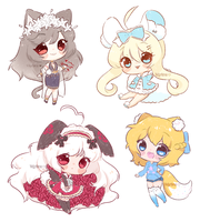 C: Crayon Cheebs Batch by Valyriana