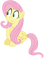 Concerned Fluttershy (S6E18) by DJDavid98
