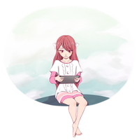 Rin from Shelter by LyritEmbrium