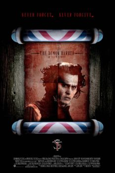 Sweeney Todd Variant by grafiks