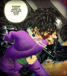 Berserk - vol 27 - pag062 COLOR by RaVe TuBe by ANDREAMARINO93