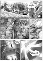 Dragon of Acadia chapter 1 page 1 by gborja357