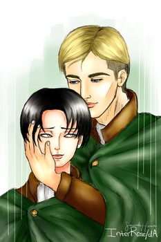 Erwin and Levi by InterRose