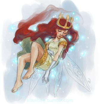 Child of Light by kiikii-sempai