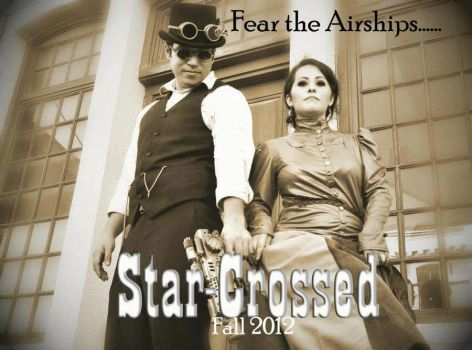 Star-crossed, short film poster by Perez2407