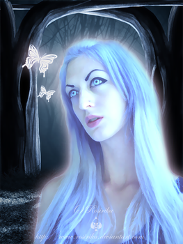The Ghost of You by Rosirika