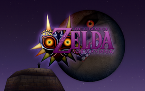 Majora's Mask HD Wallpaper by BLUEamnesiac