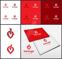 Barouge Restaurant Bar logo by arpad