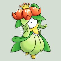 Lilligant by TheSerotonin