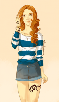 Clary by heilow