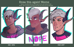 draw this again | redraw by generalbutt