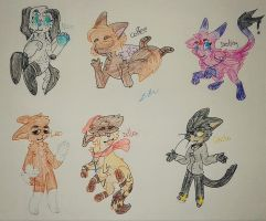 Chibi rq batch 1 by wine11