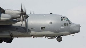 MC130 at Mildenhall by ColonelKilgore
