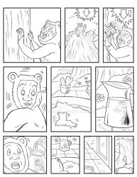 Sobreproteger page 4 of 7 by fdrawer