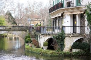 Cute Place in Brantome by Lissou-photography