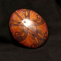 cabochon for G. by bluemacgirl