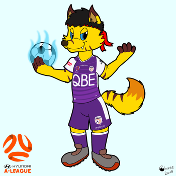 Who's Ready for Soccer? by chasereynard