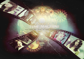 SNSD: Time Machine by aethia321