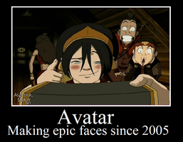 Epic faces by I-wuv-Bolin