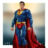 Superman: 80 Years Anniversary by dimitrosw