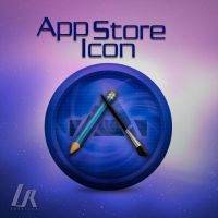 App Store icon by LRSCREW