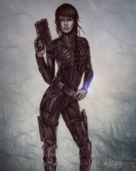 Mass Effect, Avalon Masters by Agregor