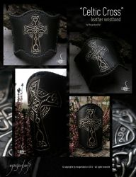 Celtic Cross wristband by morgenland