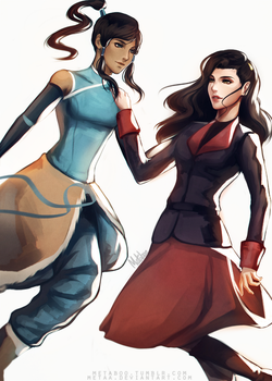 Korrasami by MeTaa