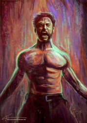 The Wolverine by apfelgriebs