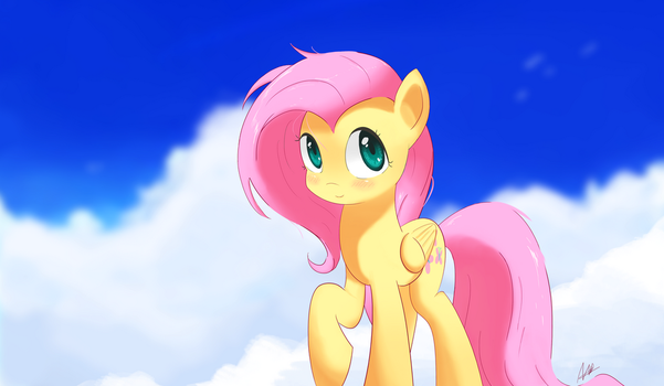 Fluttershy by RePoisn