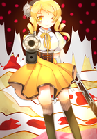 Mami Tomoe by donnita-sama