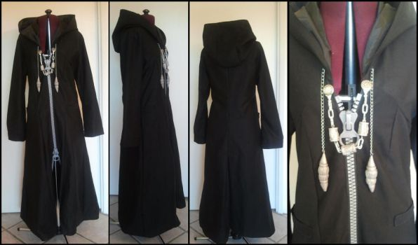Commission: Organization XIII Coat by Antiquity-Dreams
