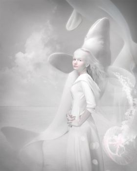 With white whales by AmandineVanRay