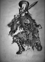 Artorias of the Abyss by koko4at