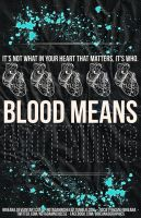 Blood Means Nothing by Brieana