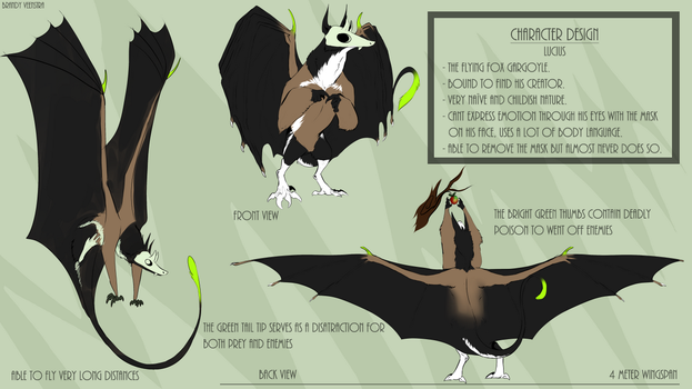Lucius Ref by MONSTERCODE