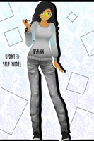 Self-Model updated ! by iixv