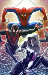 Spiderpeople by Pechan