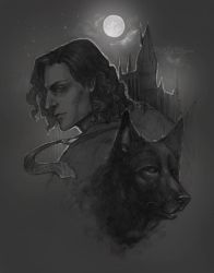 Sirius Black by ShivaWalker