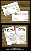 Thecla Johnston Cards by zumiere