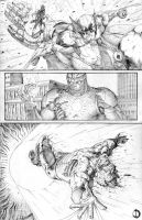 Astonishing x-men page5 by santiagocomics